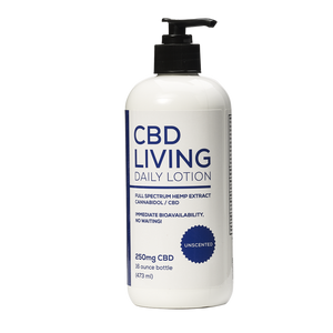 CBD Living Lotion 250 MG