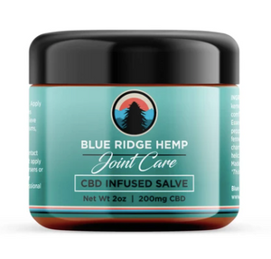 CBD INFUSED SALVE 2OZ 200MG CBD