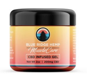 CBD INFUSED GEL 2OZ 200MG CBD