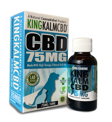 KING KALM™ CBD - Dog & Cat Formula