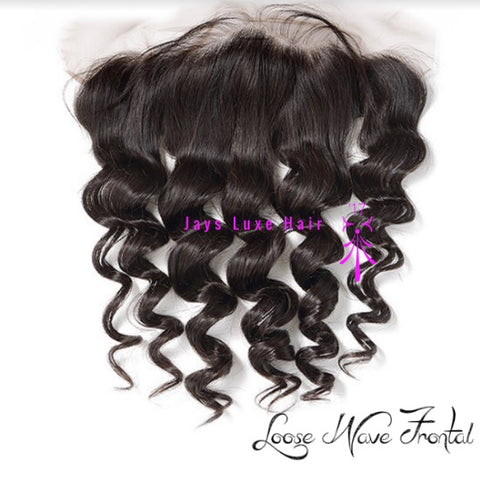 Brazil Loose Wave Frontal