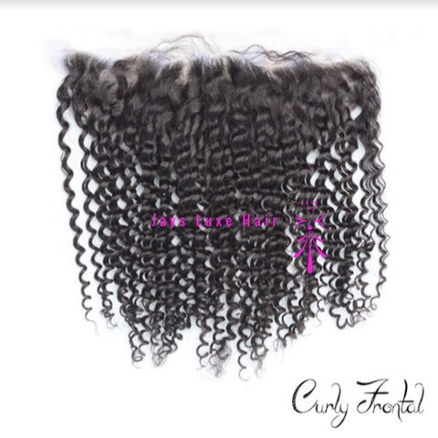 Brazil Curly Frontal