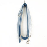 Modern Dog Leash 4ft Thick Lint Fabric for Large Small Dogs Puppies - Blue
