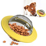 PETDURO Interactive Dog Toys Puzzle Treat Food Dispenser Ball Slow Feeder Bowl