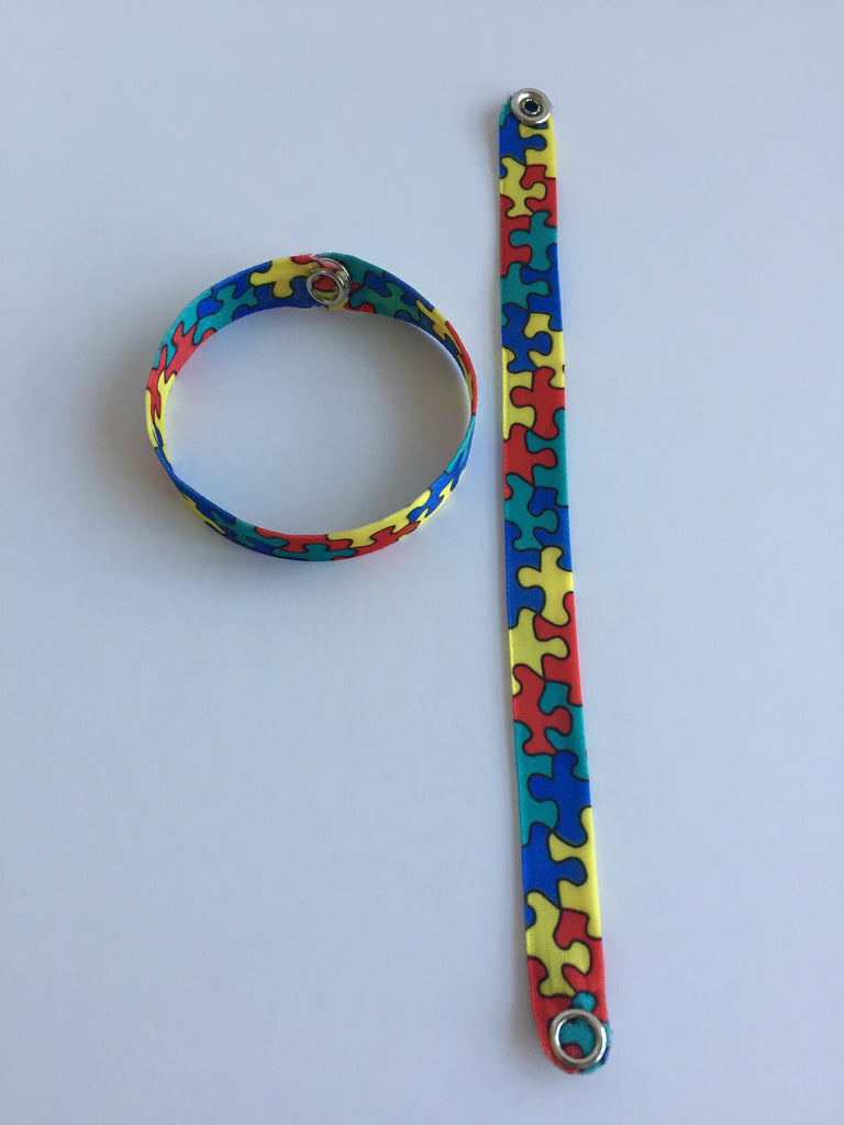 less awareness jewelry mom autism pin not bracelet different