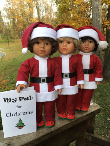 18 inch boy doll - My Pal for Christmas