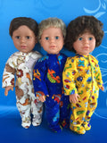 18 inch boy dolls clothes My Pal
