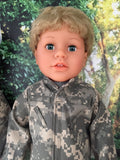 18 inch boy doll - My Pal the Patriot - 7 choices