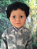 Hispanic 18 inch boy doll