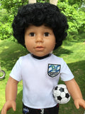 18inch boy doll clothing