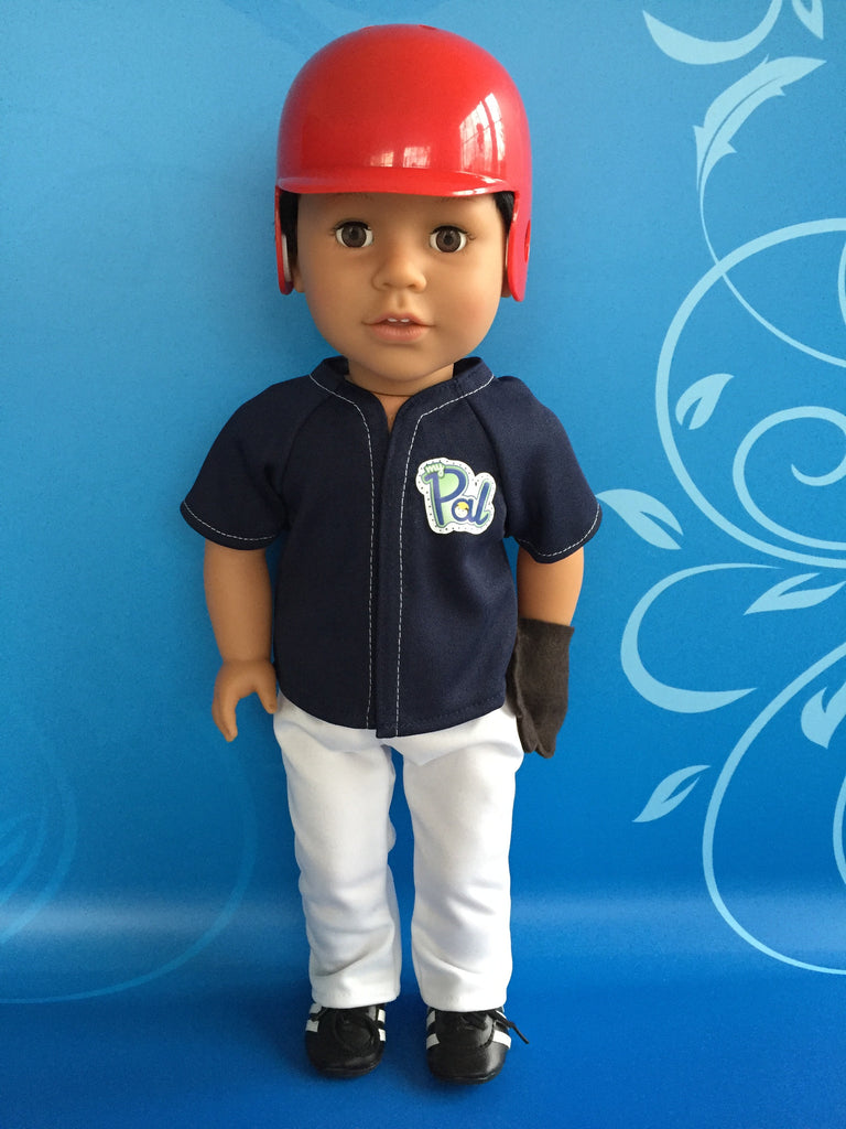 18 inch boy doll clothes baseball My Pal dolls