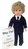 18 inch boy doll suit