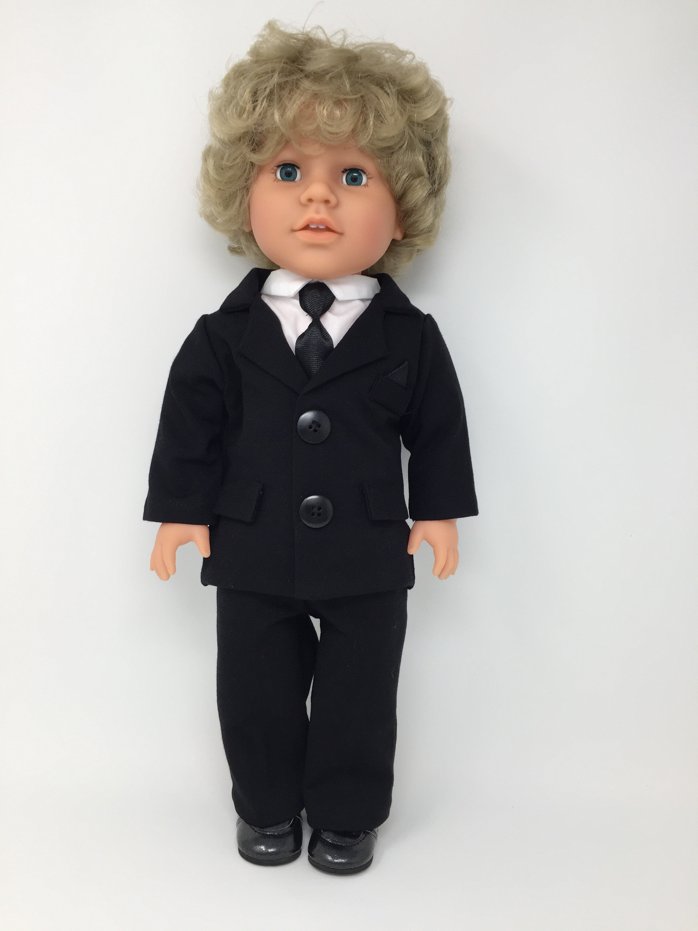 18 Inch Boy Doll Clothes Dress Up Suit 2 Choices Dolls Sold