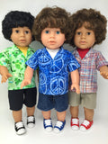 18 inch boy doll clothing