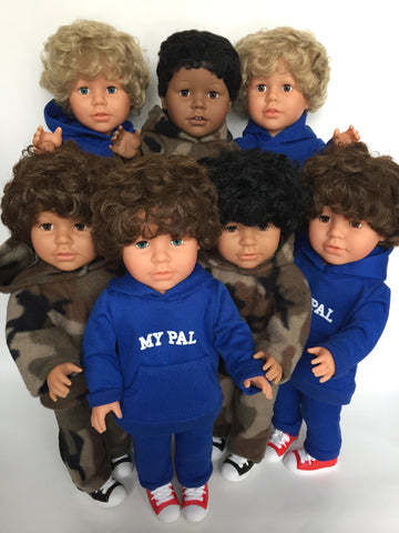 18 inch boy doll - NEW - My Pal and Me - 14 choices - DIY and save! - option 3