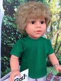 18 inch boy doll environmental protection