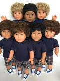 18 inch boy doll My Pal and Me diversity