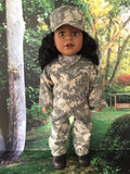 18 inch girl doll - My Pal the Patriot