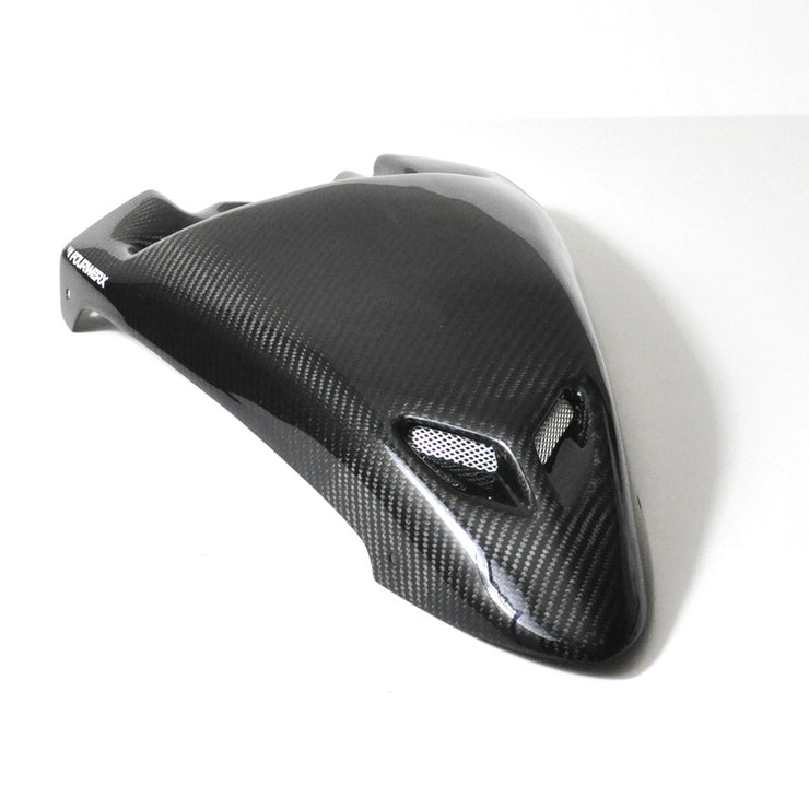 09-13 YFZ450R TWIN SCOOPED CARBON FIBER HOOD
