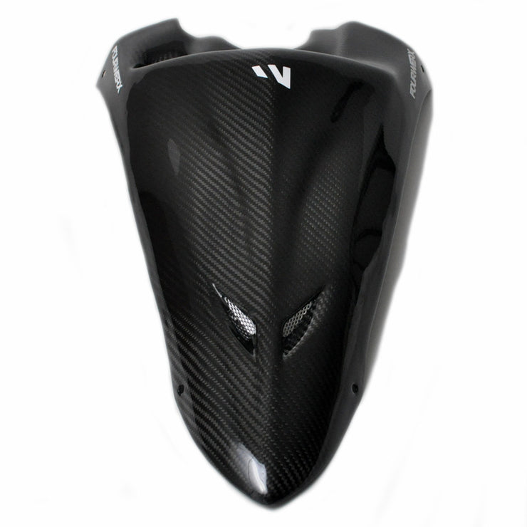 14+ YFZ450R TWIN SCOOPED CARBON FIBER HOOD