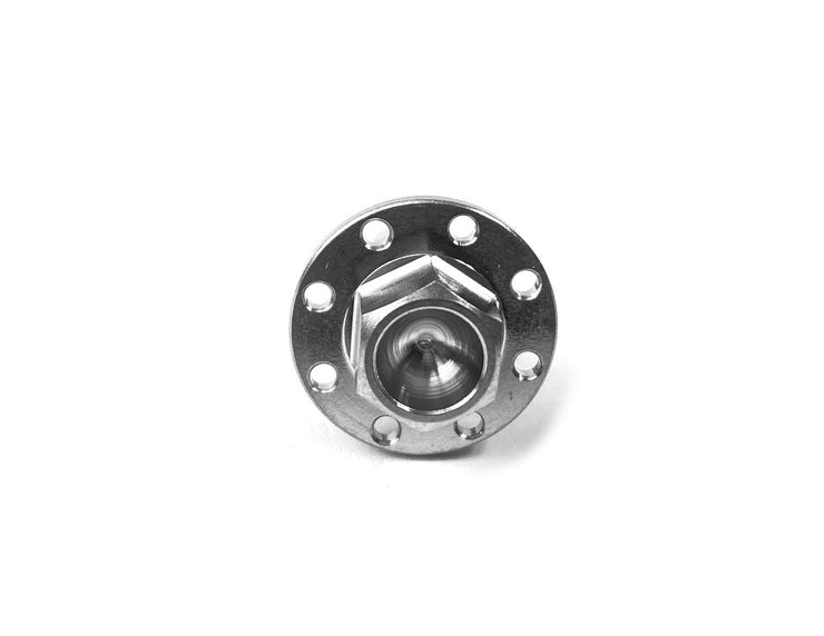 M6 x 16mm / 10mm THREAD - TITANIUM DRILLED FLANGE SHOULDER BOLT