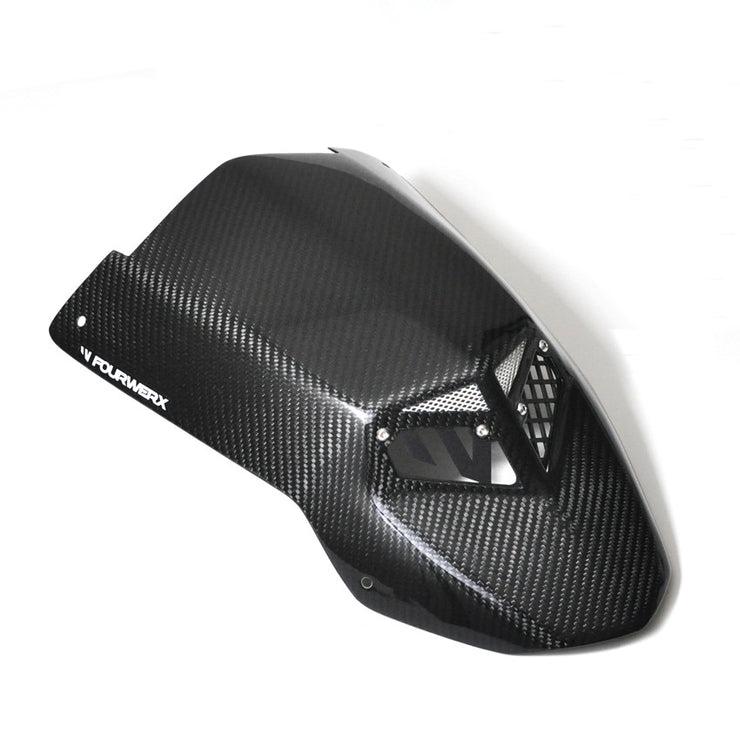 CAN AM DS450 A57' CARBON FIBER HOOD