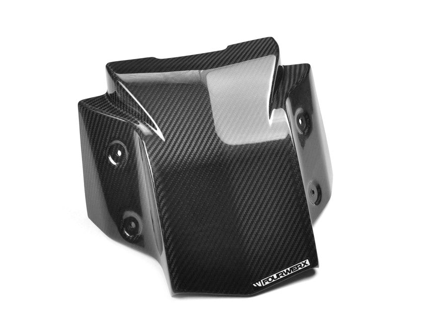 YAMAHA YXZ1000 R / RR CARBON FIBER BATTERY BOX TRIM