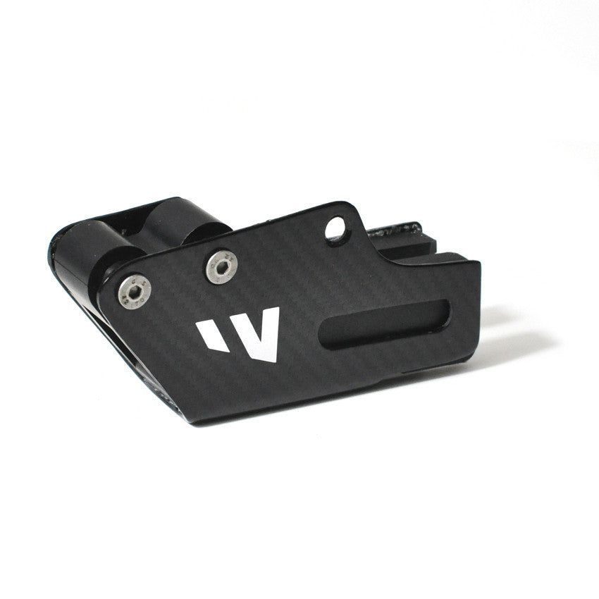 CR500 STYLE CARBON FIBER CHAIN GUIDE