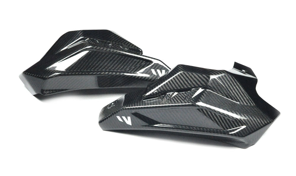 CAN AM MAVERICK X3 CARBON FIBER CAGE TRIM SET