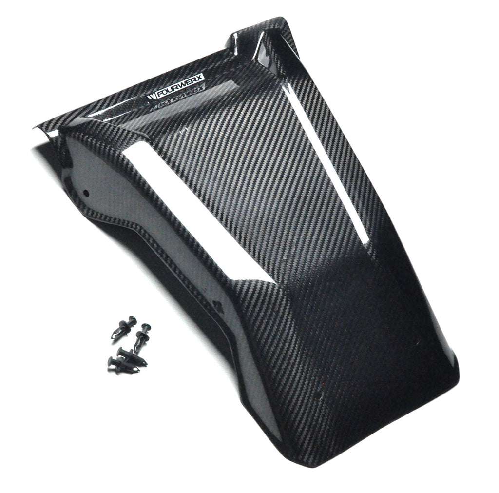 CAN AM MAVERICK X3 CARBON FIBER ENGINE HATCH COVER