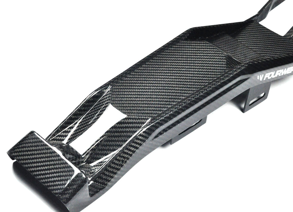 CAN AM MAVERICK X3 CARBON FIBER CENTER CONSOLE - NO CUPS