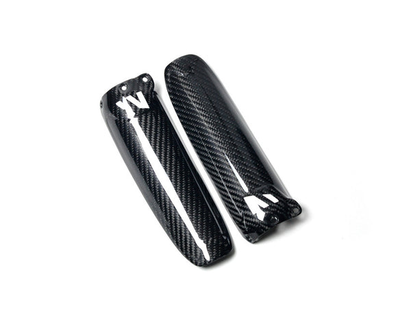 FOURWERX | CARBON FIBER ROOST GUARDS - FOX FLOAT EVOL GEN 2/3