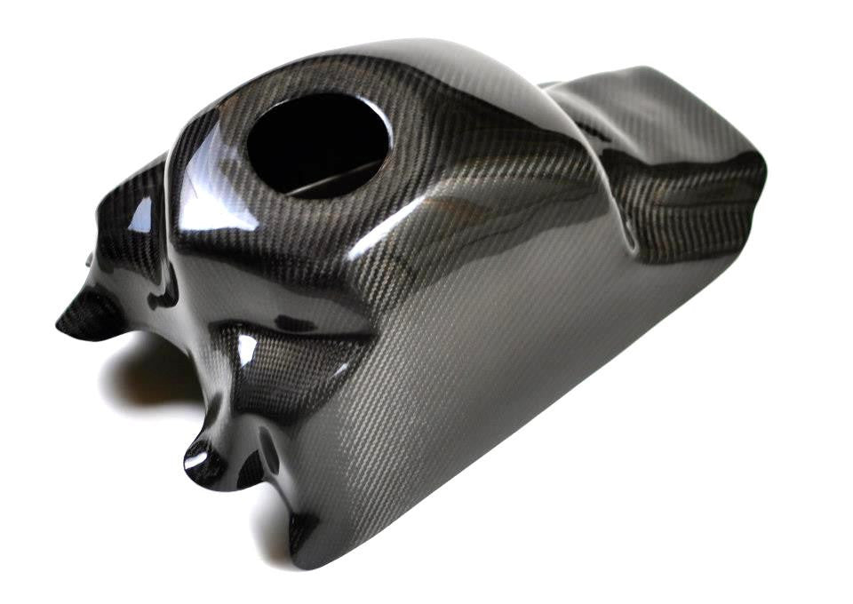 TRX250R CARBON FIBER 'IMS' TANK COVER