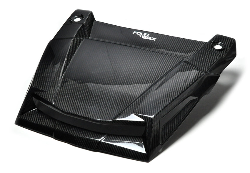 POLARIS RZR1000/900S/900 CARBON FIBER SCOOPED HOOD