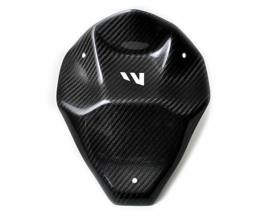 09+ YAMAHA YFZ450R CARBON FIBER TAIL LIGHT ELIMINATOR