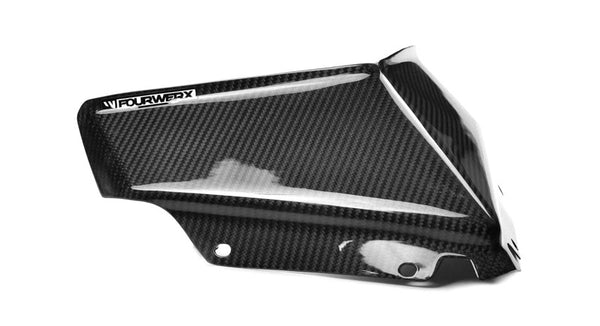 FOURWERX | POLARIS AXYS CARBON FIBER ULTRA LOW WINDSHIELD