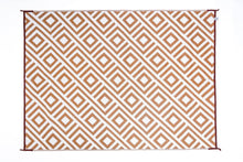 Load image into Gallery viewer, Outdoor Rug - Retro Beige