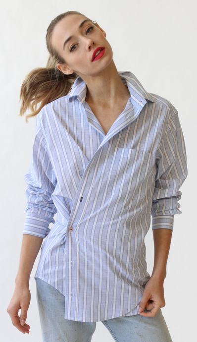 Men's Cambridge Stripe Shirt