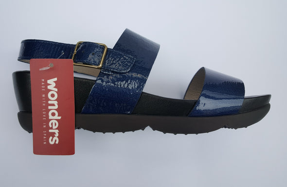 Wonders B 6607 Baltic blue 37