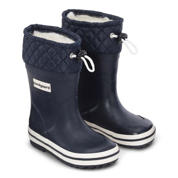 Bundgaard Sailor rubber boot warm navy