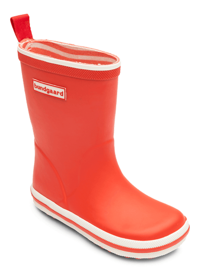 Bundgaard rubber boot Classic Blood orange