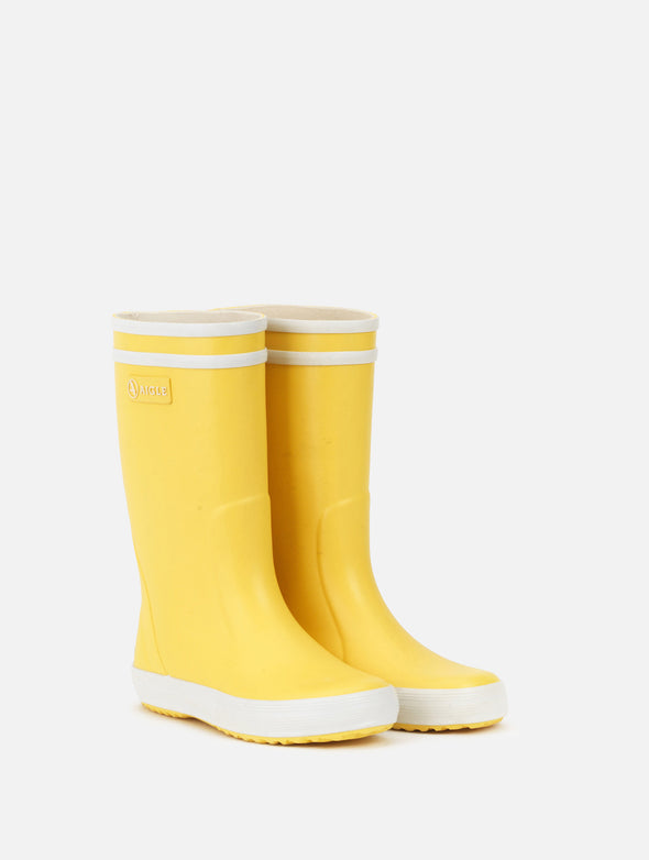 Aigle Lolly pop jaune yellow