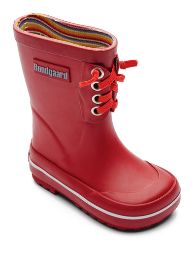 Bundgaard Classic rubber boot Red