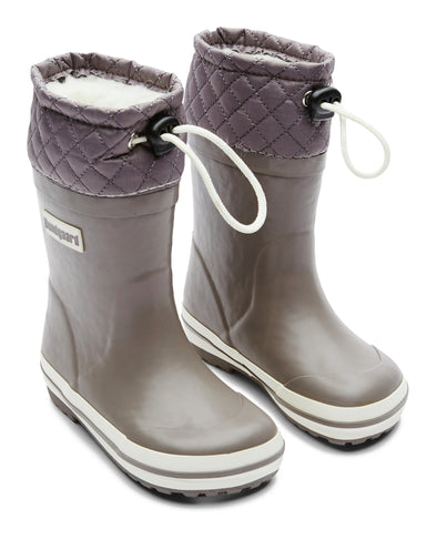 Bundgaard Sailor rubber boot warm Grey
