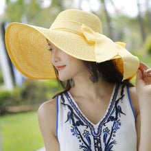 Women's Widest Brim Sun Hat