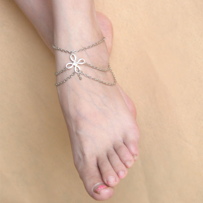 Women's Beach Anklet Chain