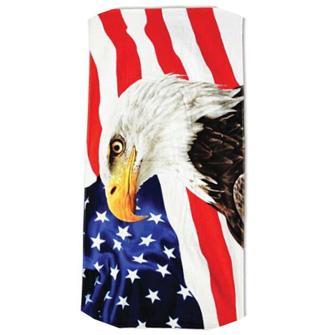 American Eagle Beach Towel - Rectangle