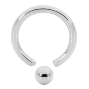 316L Surgical Steel Ball Closure Rings 20G-18G-16G - PFGWholesale