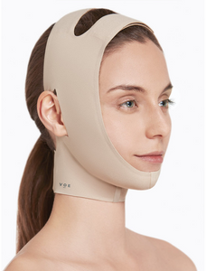 Compression Seamless Facial-Chin Neck - Plasmetics healthcare