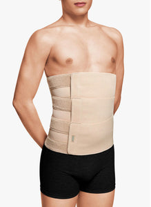 Compression male binder three adjustable panels - Plasmetics healthcare